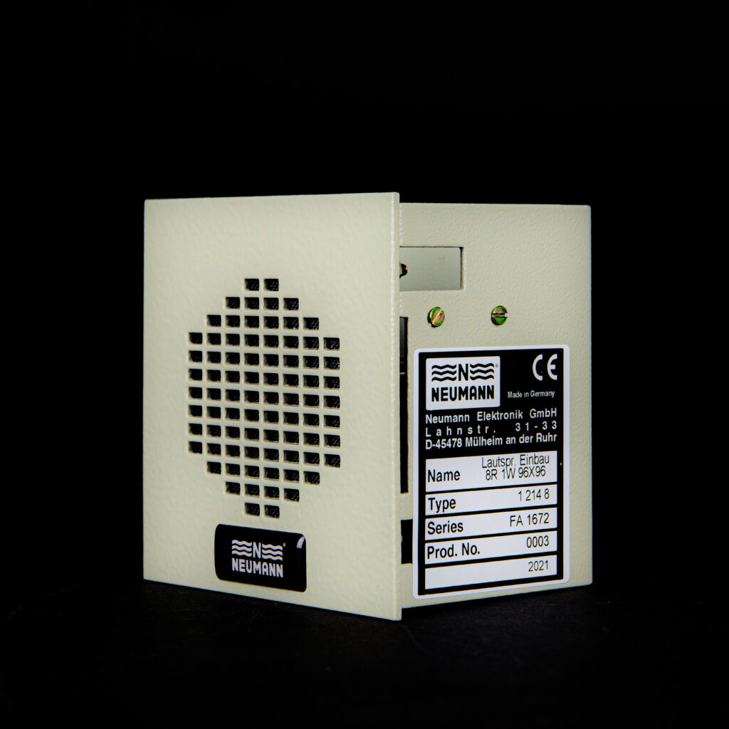 Neumann-Elektronik-DS-6-Sprechstelle8